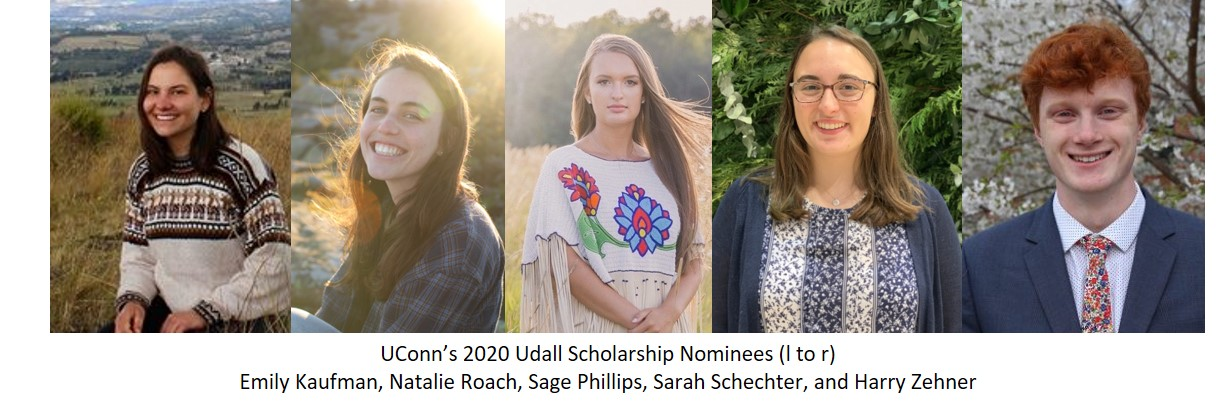 2020 Udall Nominees